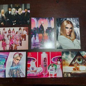 Jeffree Star Campaign Insert Cards